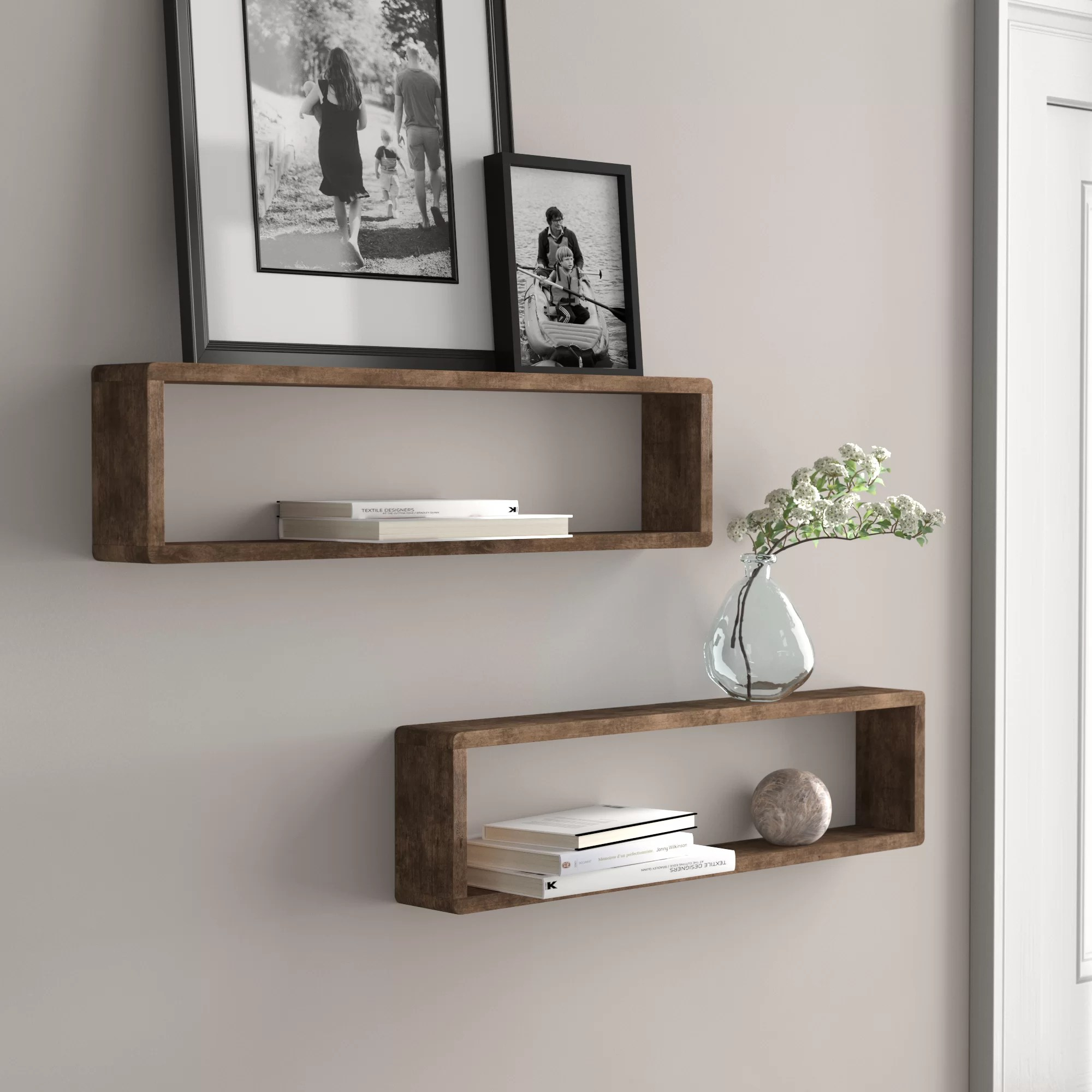 Wayfair Bedroom Wall Display Shelves You Ll Love In 2021