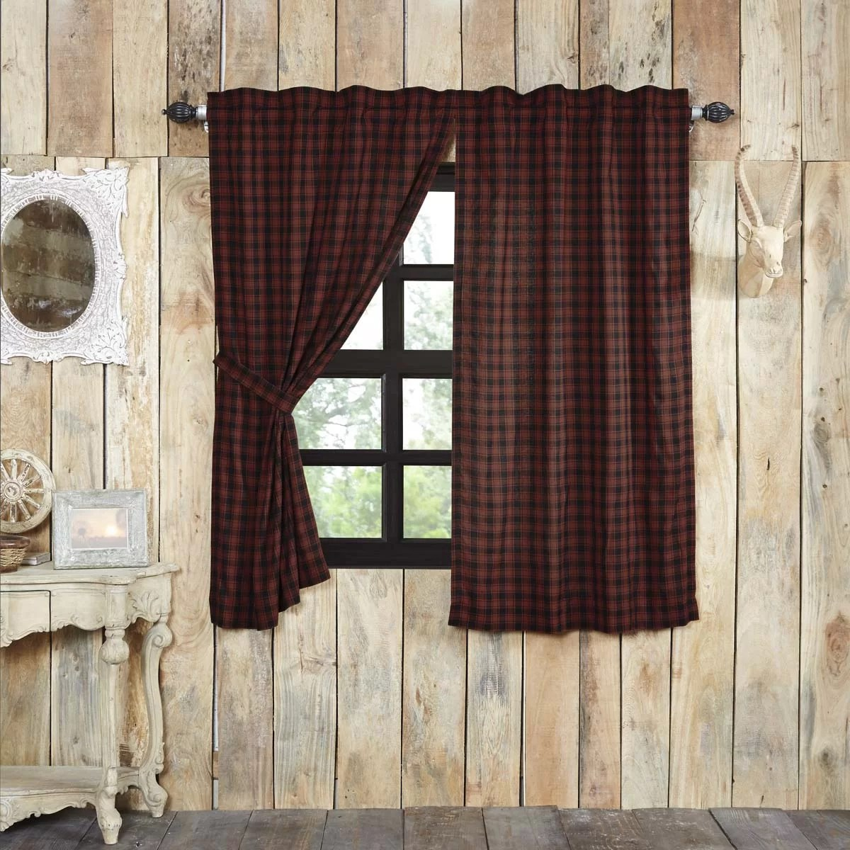How To Make Lined Curtain Panels Dorval Lined Room Darkening Rod Pocket Curtain Panels