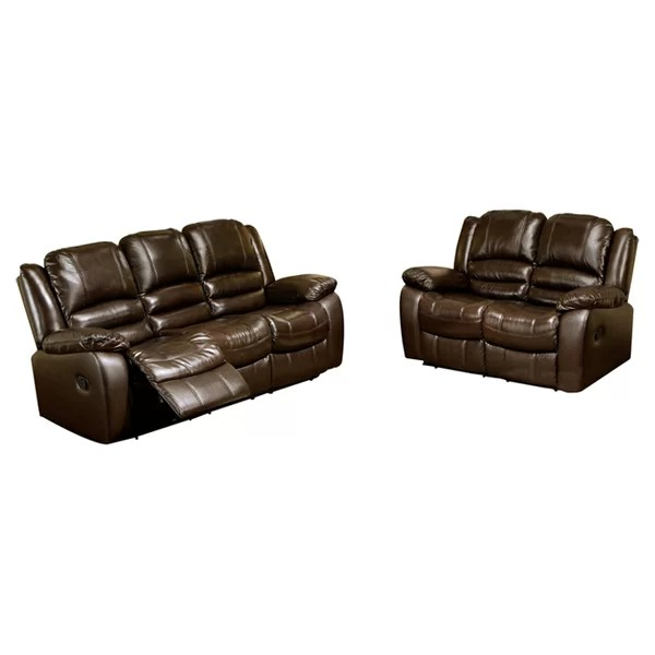 Reclining Living Room Sets Youu0027ll Love - living room sets with recliners