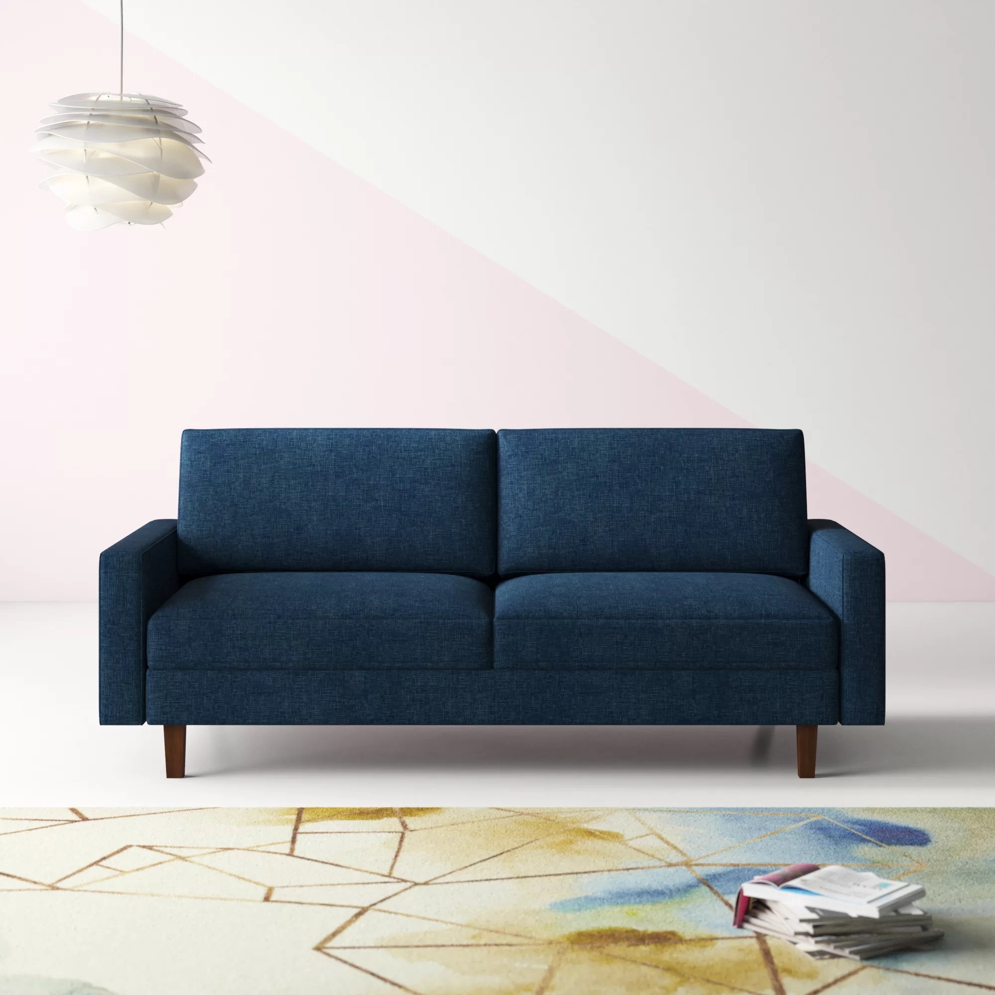 Modern Couch Mckenly Modern Sofa
