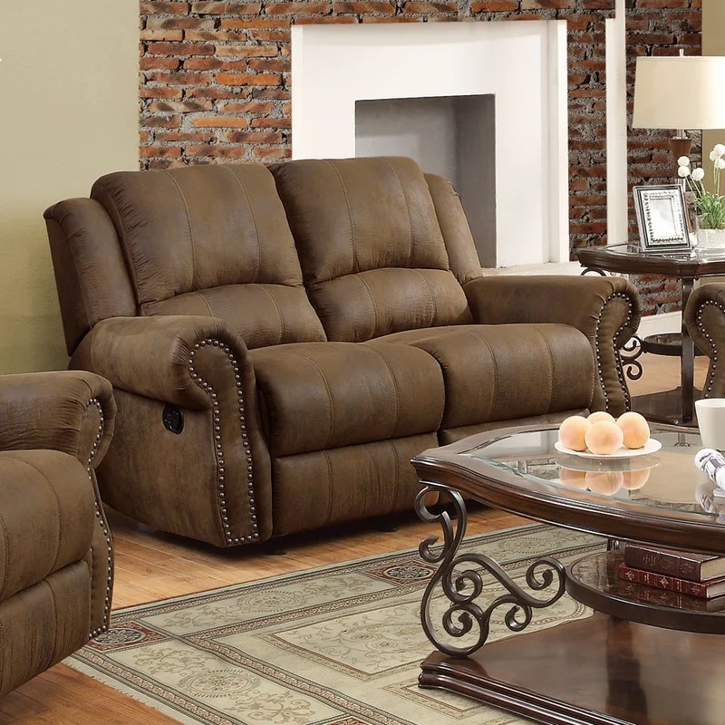 Darby Home Co Configurable Living Room Set \ Reviews Wayfair - living room sets with recliners