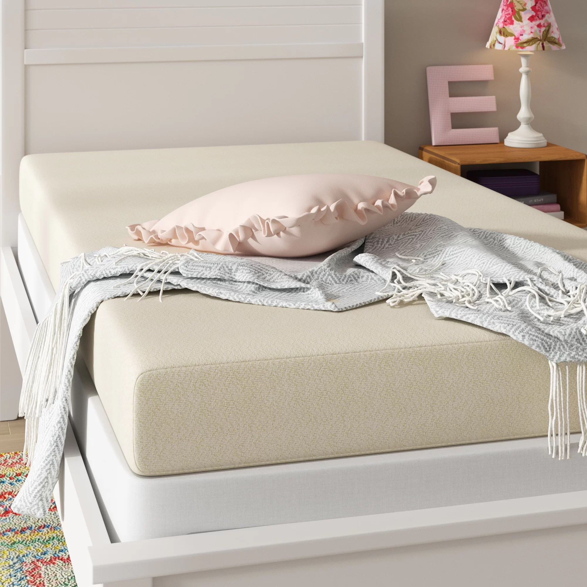 Bedroom Mattress Wayfair Sleep 6