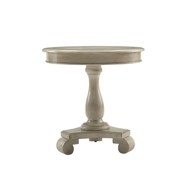 Round Accent Table Wayfair