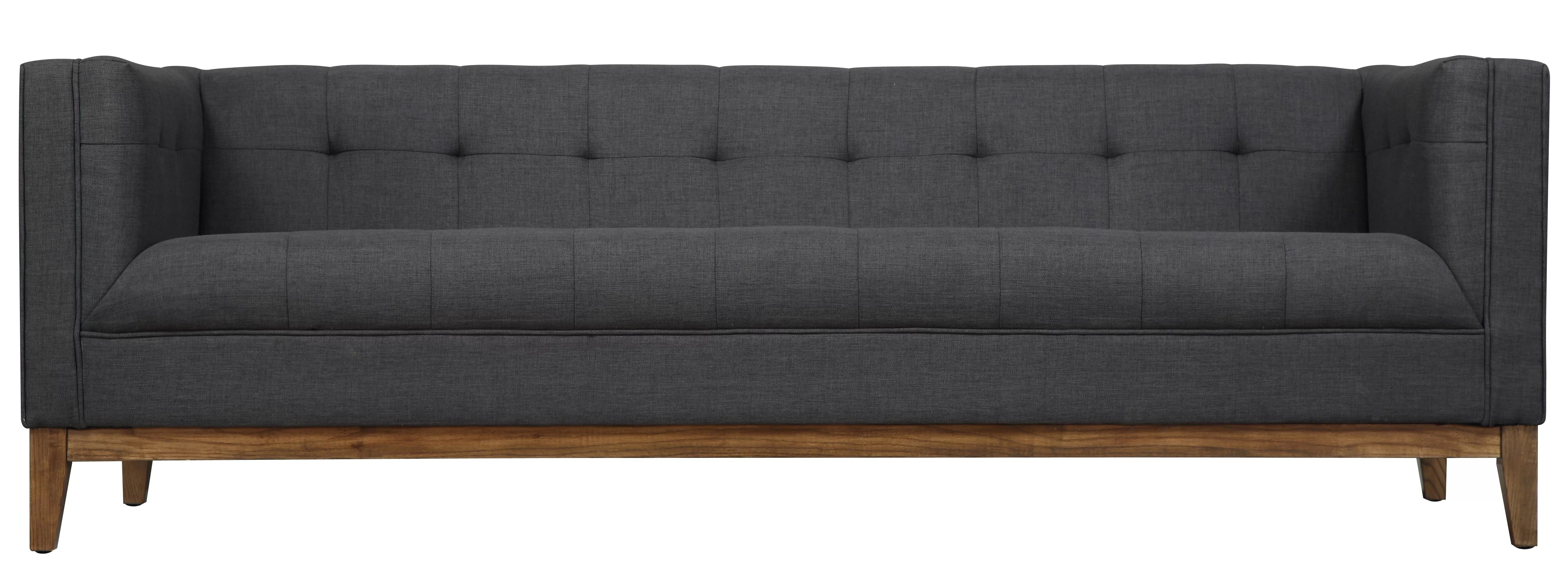 Chesterfield Lounge Hedgesville Chesterfield Sofa Reviews Allmodern