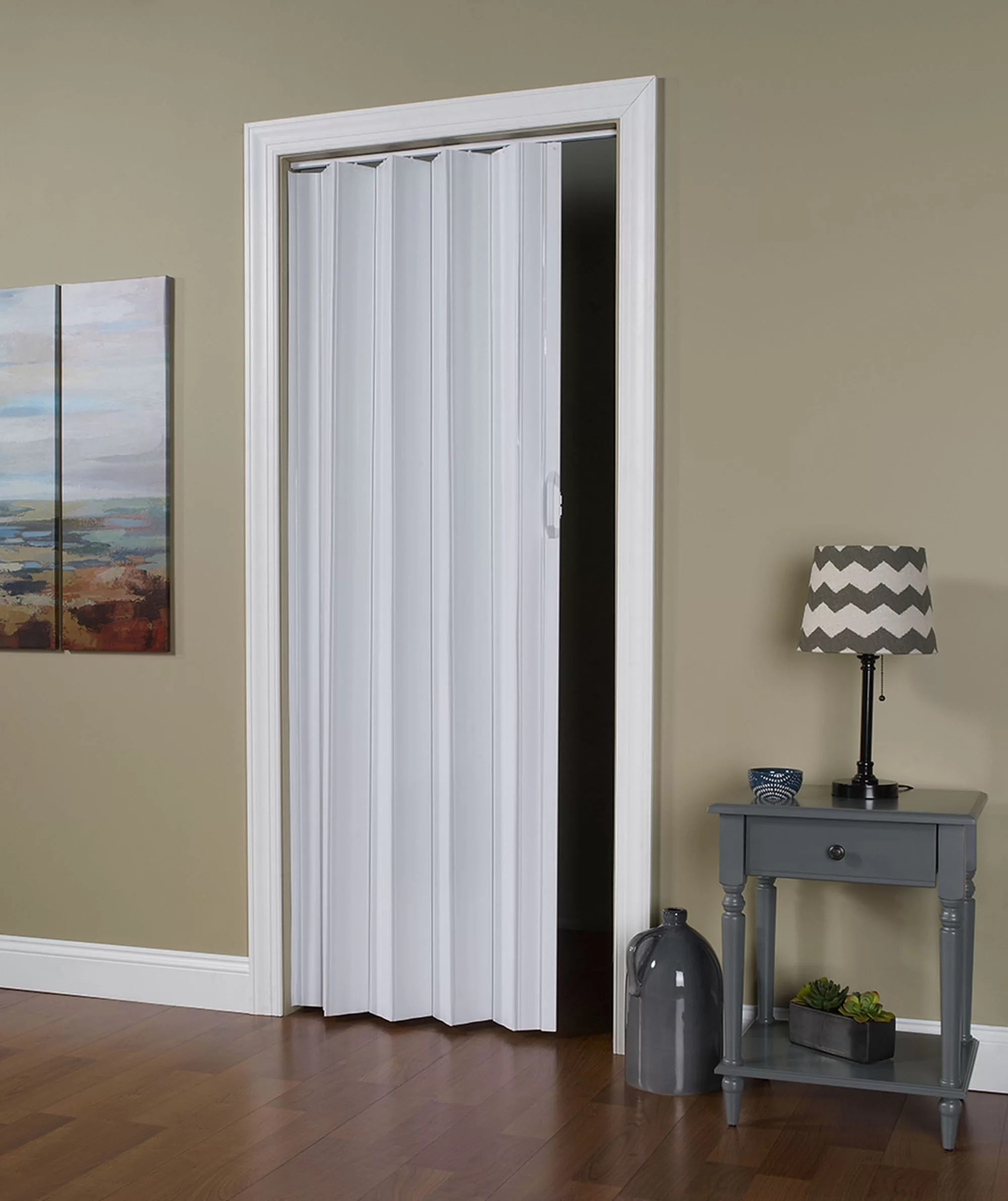 Vinyle Pvc Pvc Vinyl Homestyle Accordion Door