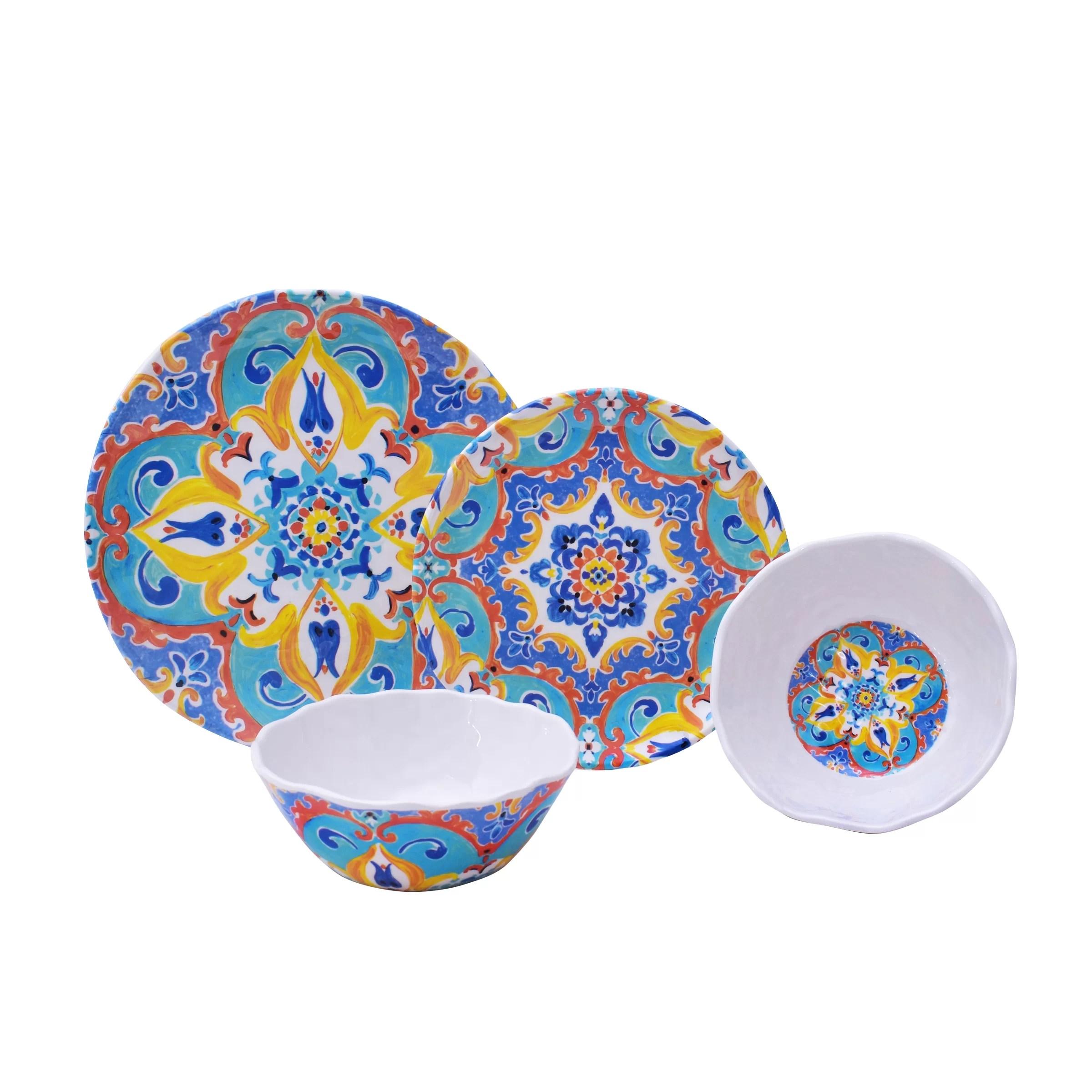 Fullsize Of Melamine Dinnerware Sets