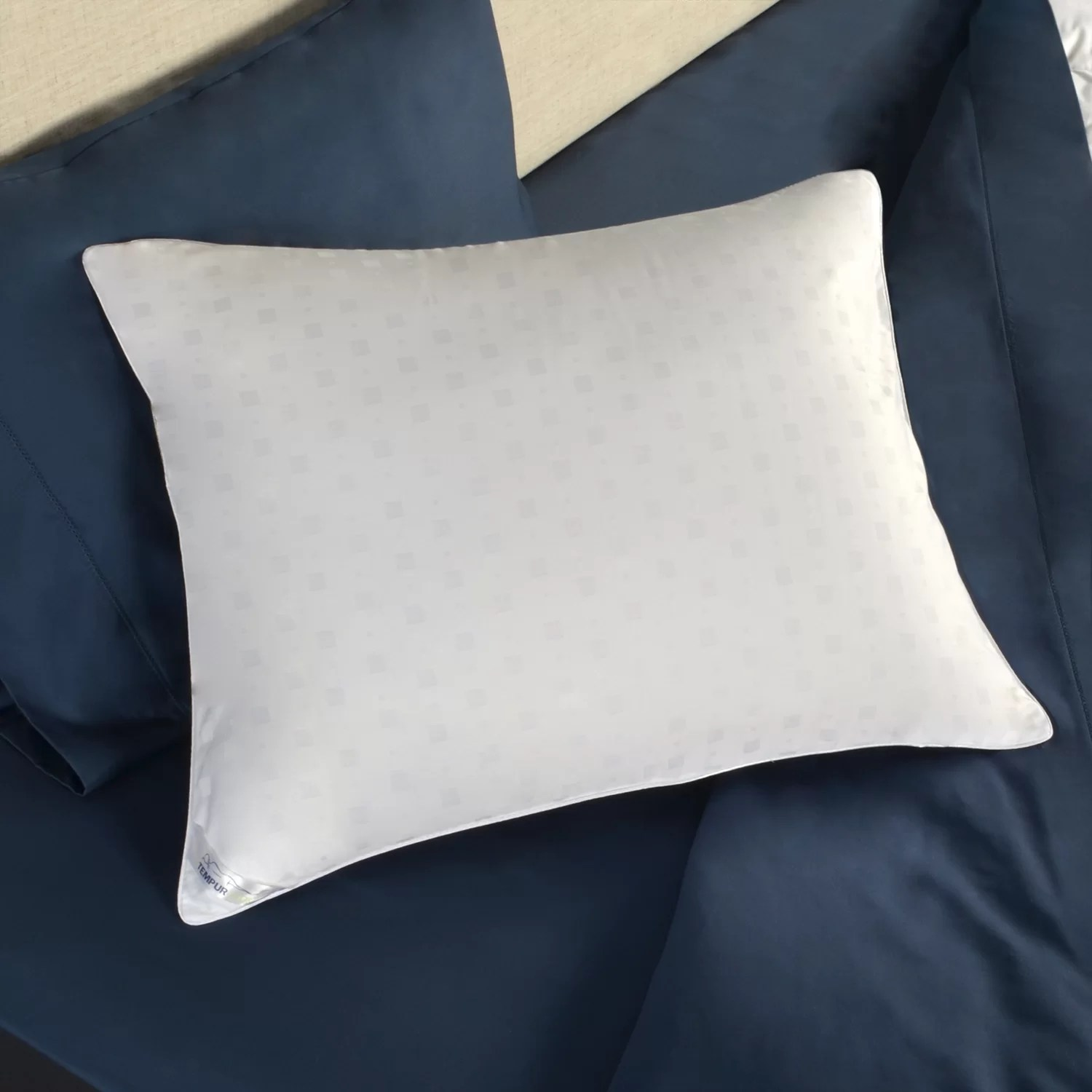 Standard Bed Pillows Tempur Traditional Foam Standard Bed Pillow