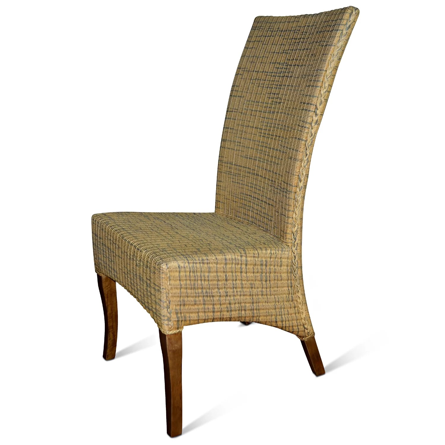 Rundsessel Rattan Alice Dining Chair