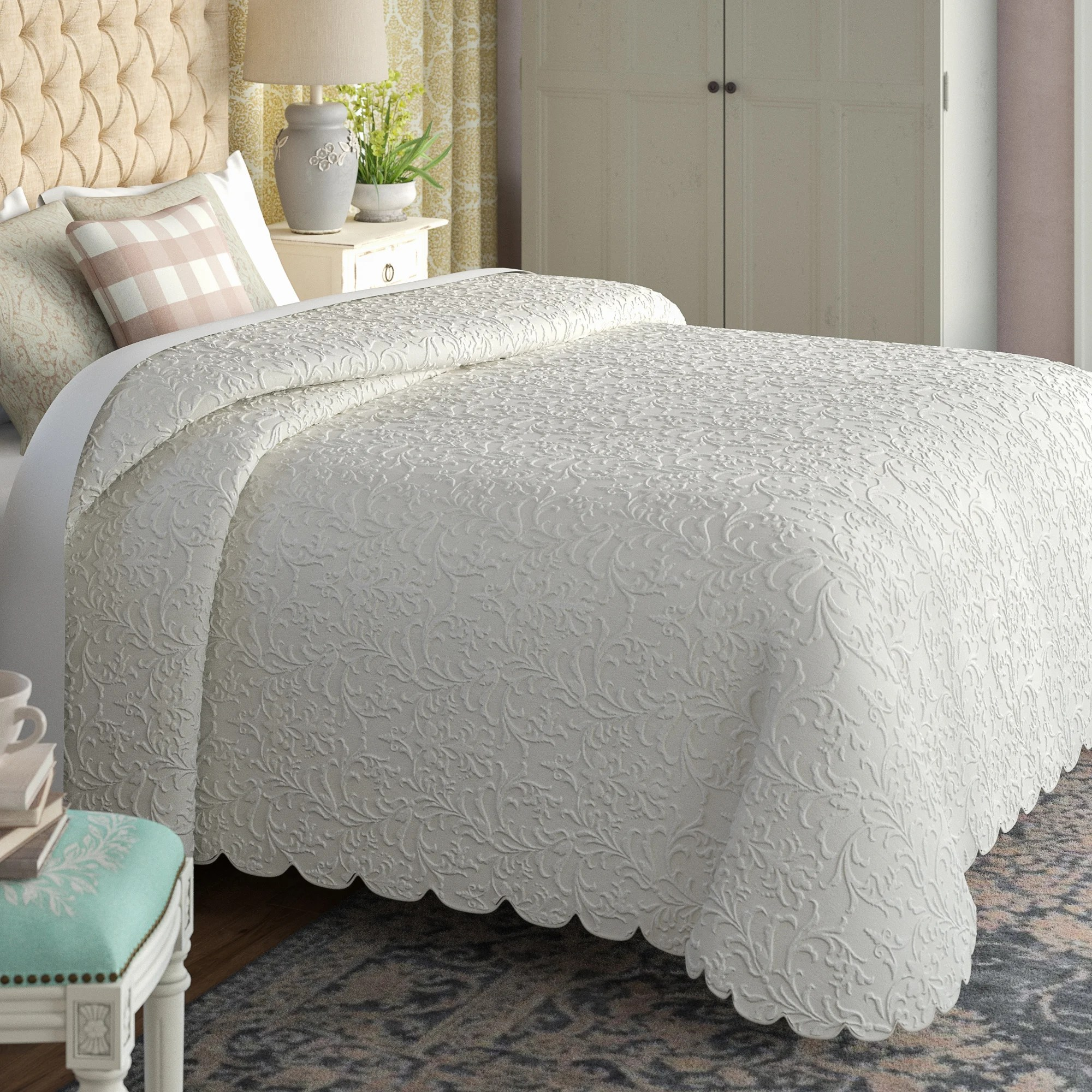 Bed Coverlet Andlau Coverlet