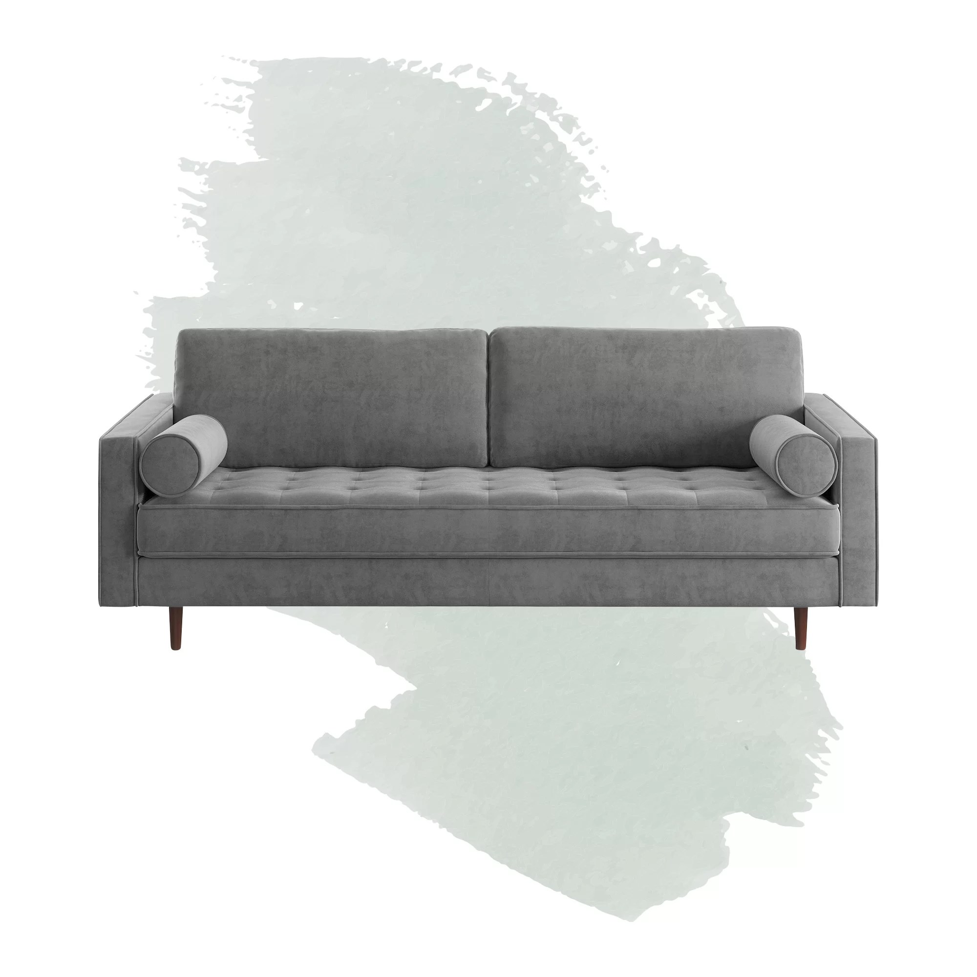 Square Arm Sofas You Ll Love In 2020 Wayfair - Garden Furniture Clearance Company Dorset