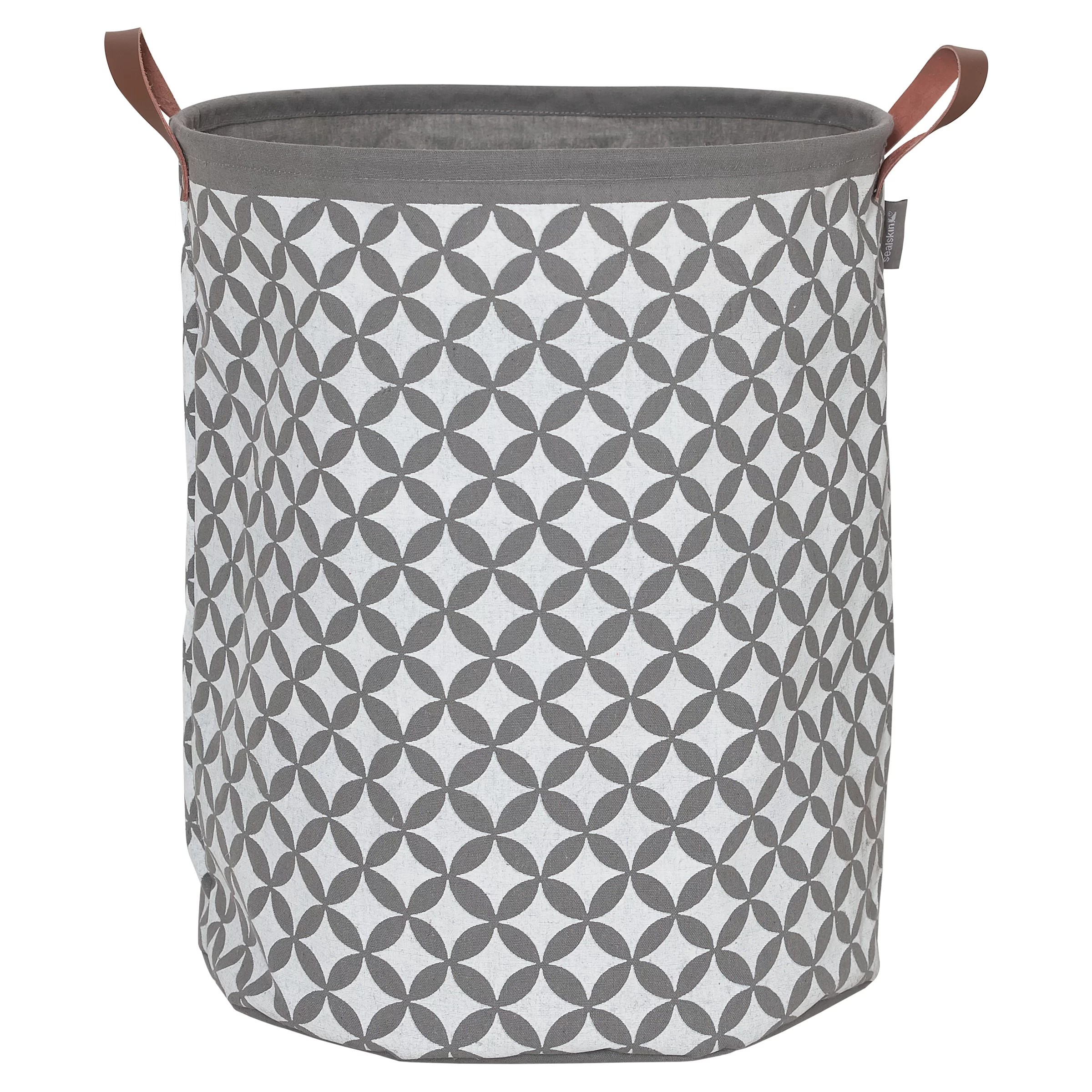 Designer Wäschekorb Diamonds Laundry Basket