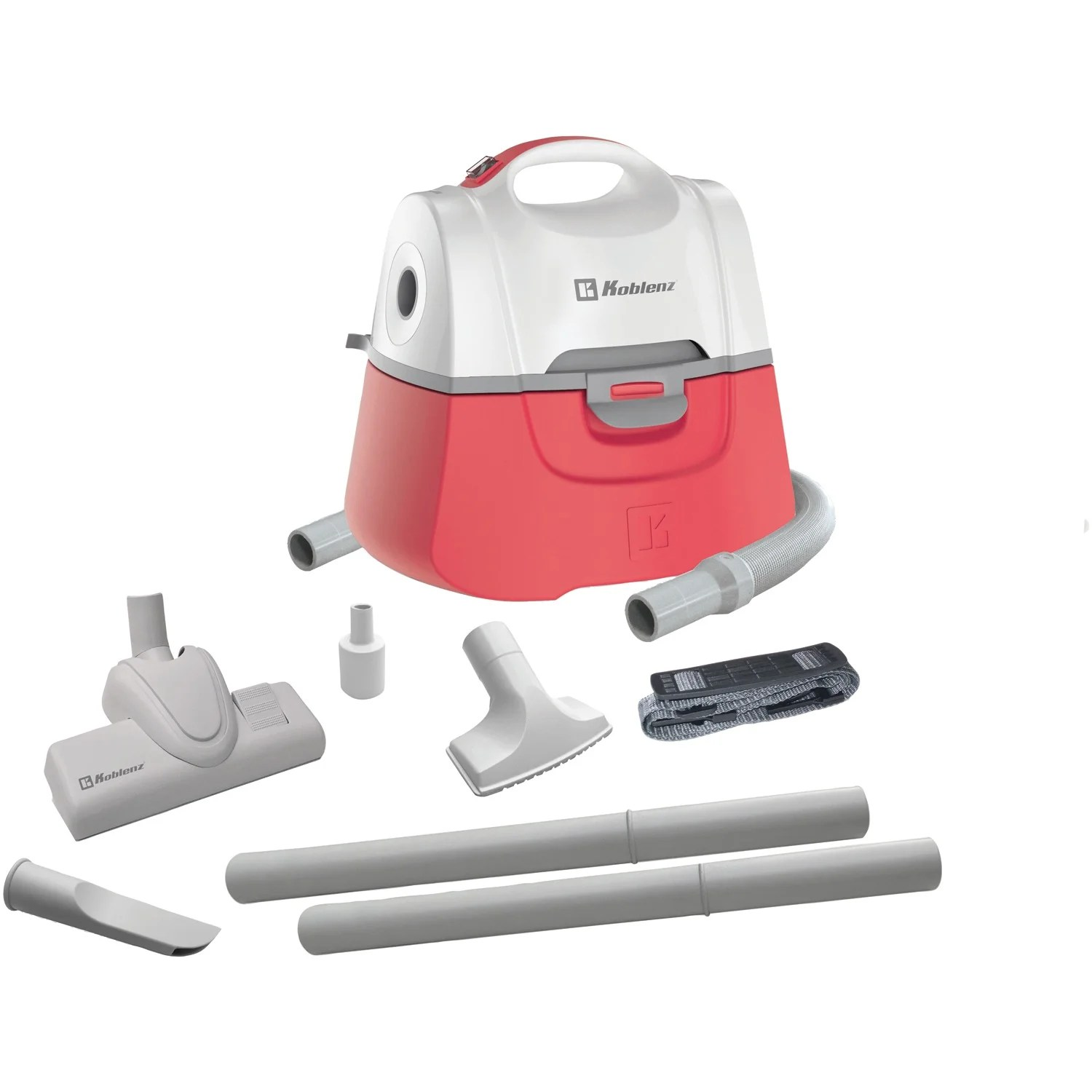 Copy Shop Koblenz 3 Gallon All Purpose Bagless Canister Vacuum