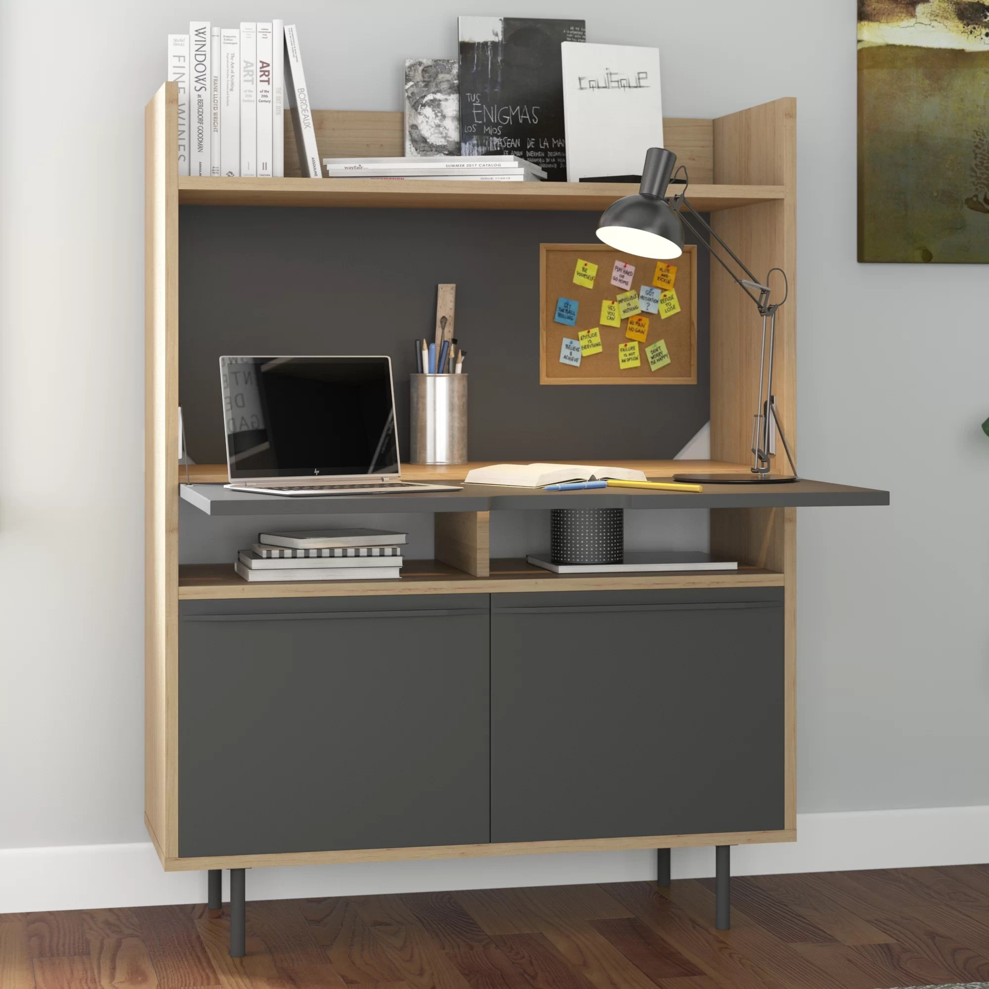 Mini Sekretär Tiny Workspace 10 Space Saving Desks Millar West