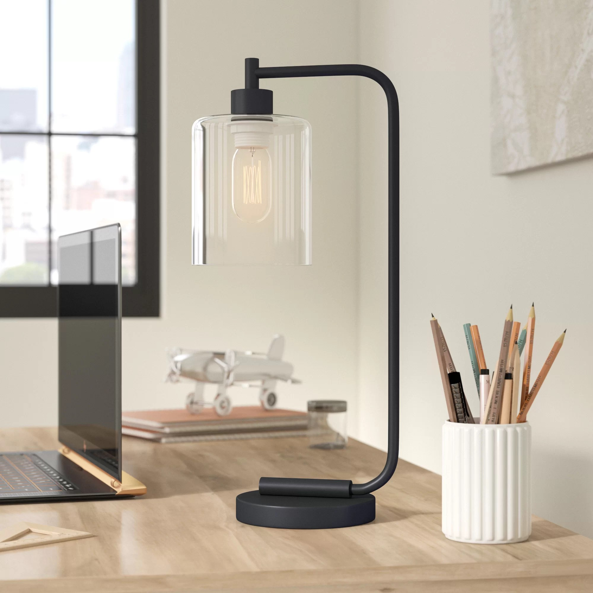 Desk Lamp Keystone Lantern 19