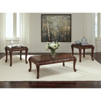 Signature Design by Ashley Florrilyn 3 Piece Coffee Table ...