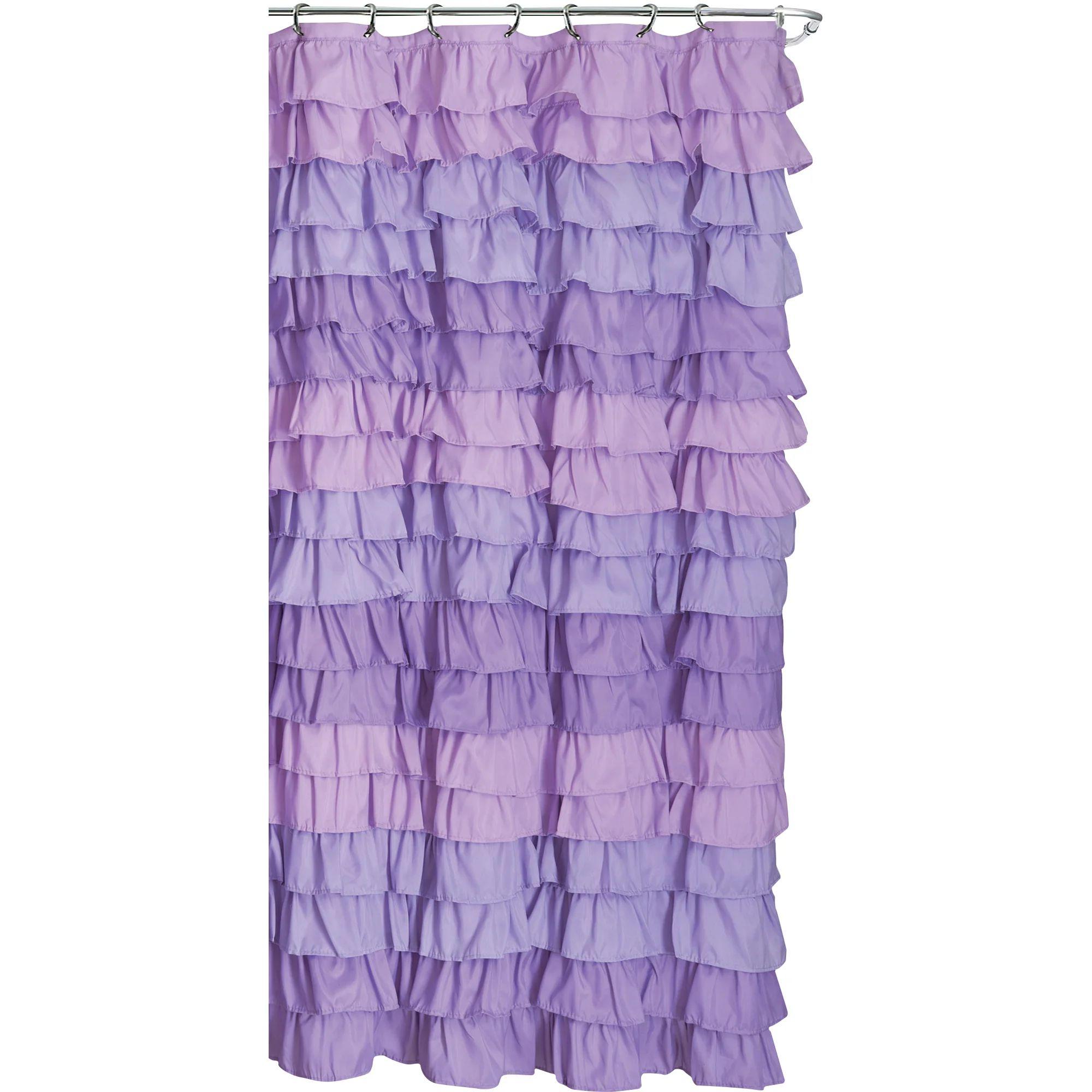 Light pink ruffle shower curtain - Light Pink Ruffle Shower Curtain Light Pink Ruffle Shower Curtain Light Pink Ruffle Shower Curtain