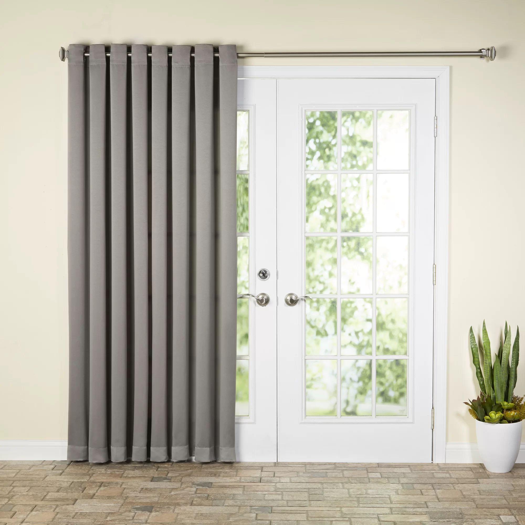 Home window patio door curtain panels grand pointe room darkening - Home Window Patio Door Curtain Panels Grand Pointe Room Darkening Curtains For Patio Doors Sheer Download
