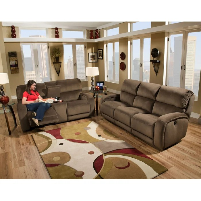 Southern Motion Fandango Configurable Living Room Set \ Reviews - living room sets with recliners