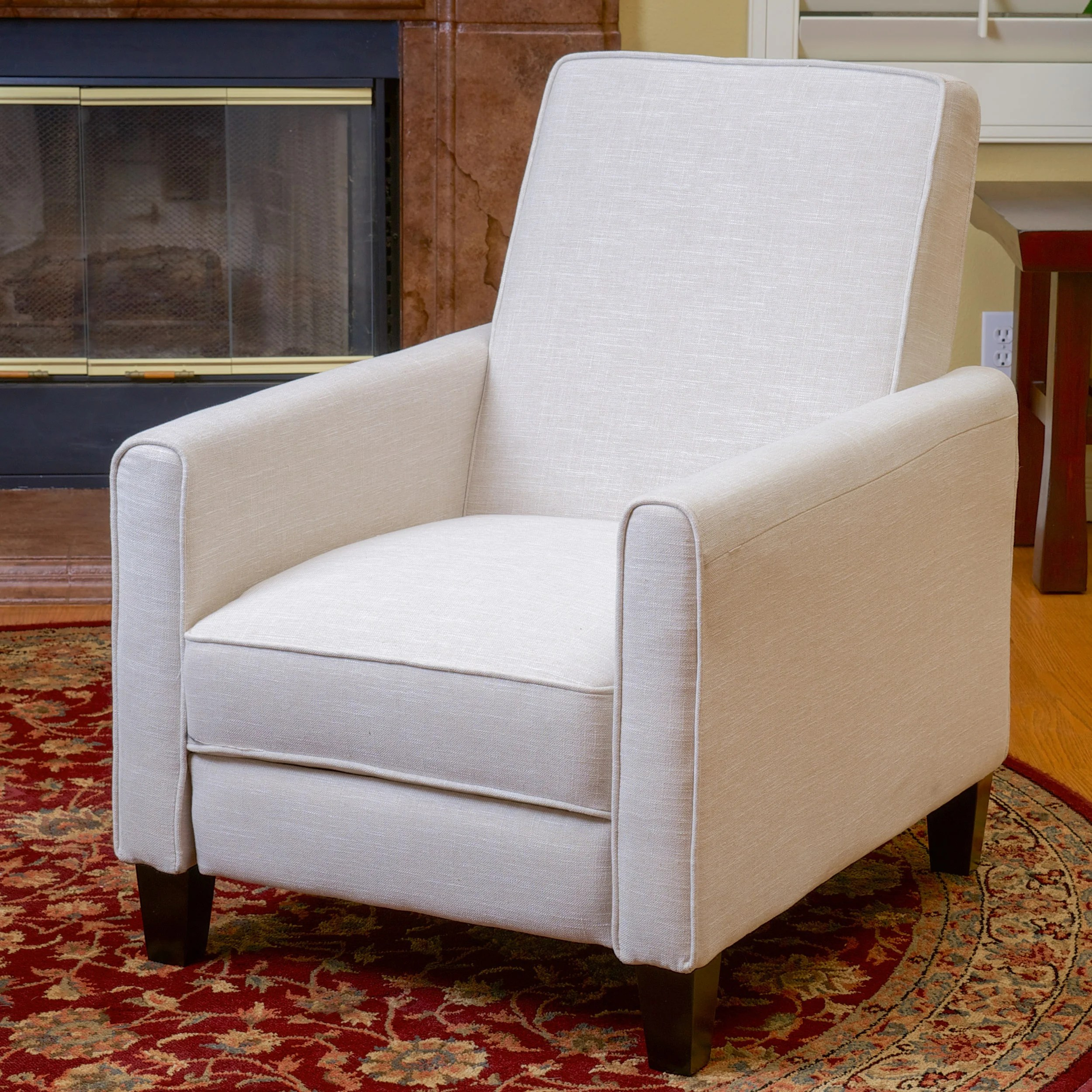 Noble House Furniture Noblehouse Darren Recliner Lounge Chair And Reviews