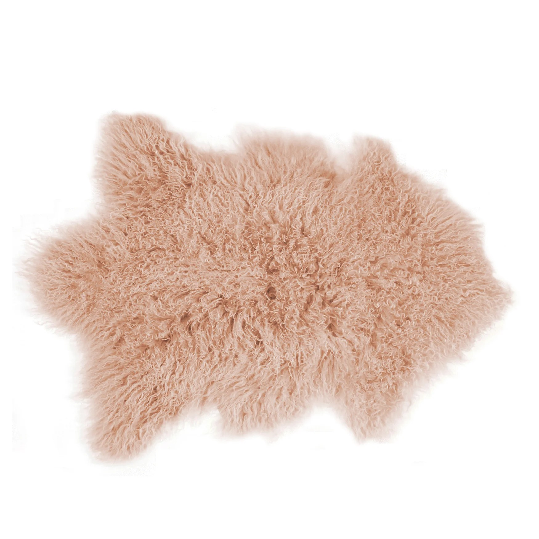 Luxe Rockwall Dusty Rose Area Rug & Reviews