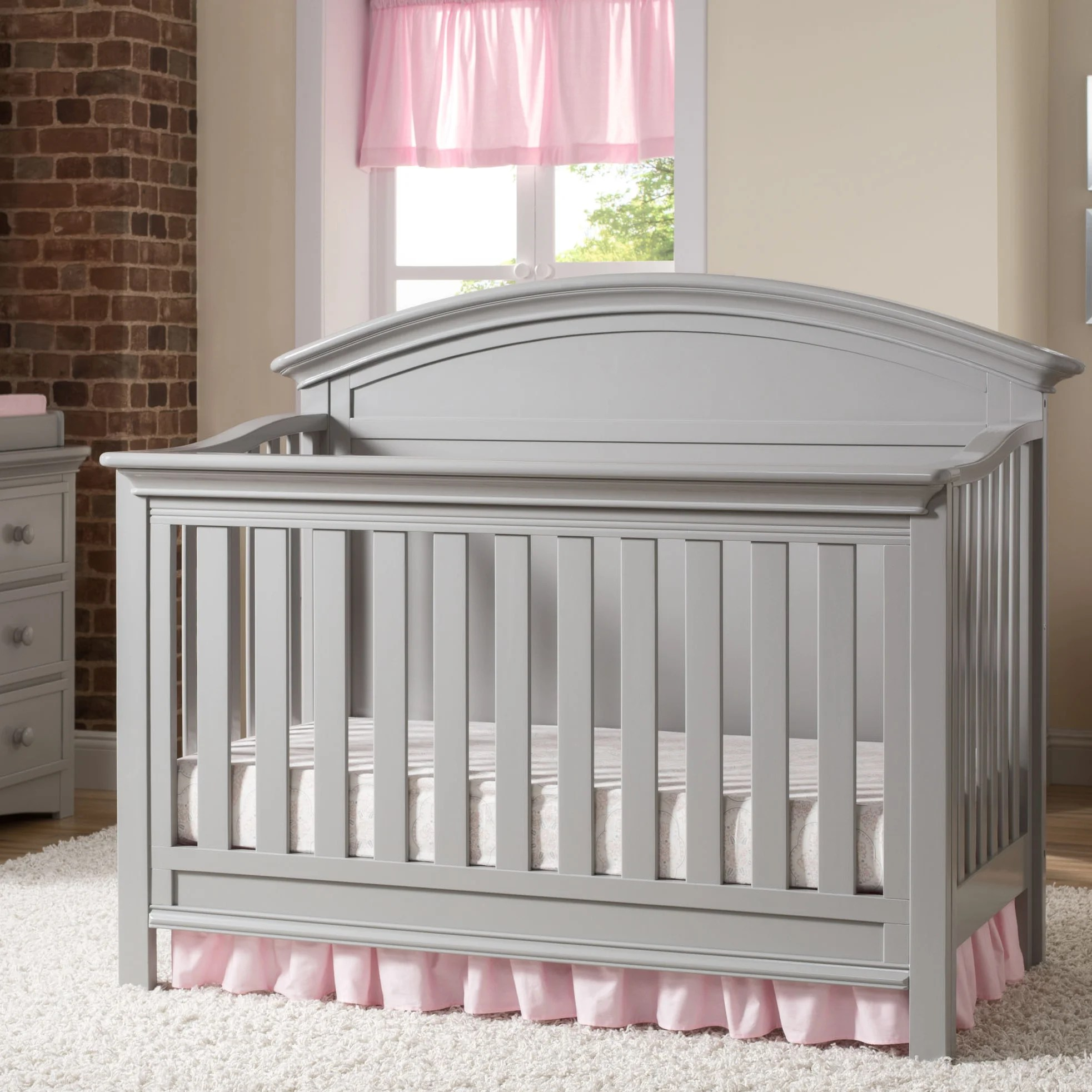Mattress Adelaide Serta Adelaide 4 In 1 Convertible Crib Wayfair
