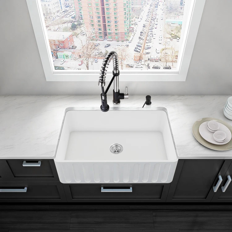 Amazing Farmhouse Apron Kitchen Sinks C A~ Kitchen Sinks Denver Eloi Kitchen Sink