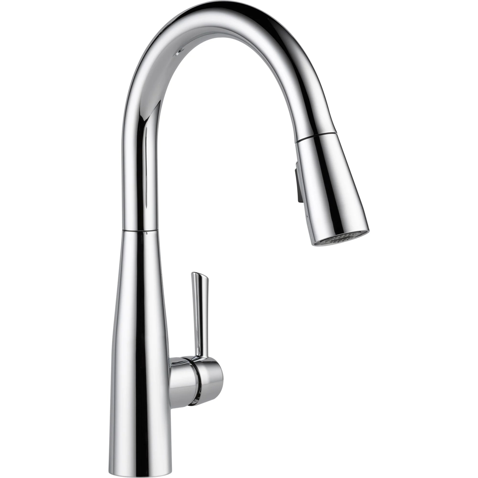 moen pull down faucets kitchen faucets pull down kitchen faucet Delta Essa Single Handle Pull Down Standard Kitchen Faucet