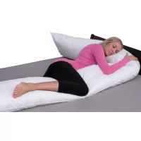 Deluxe Comfort Extra Long Straight Down Alternative Body ...