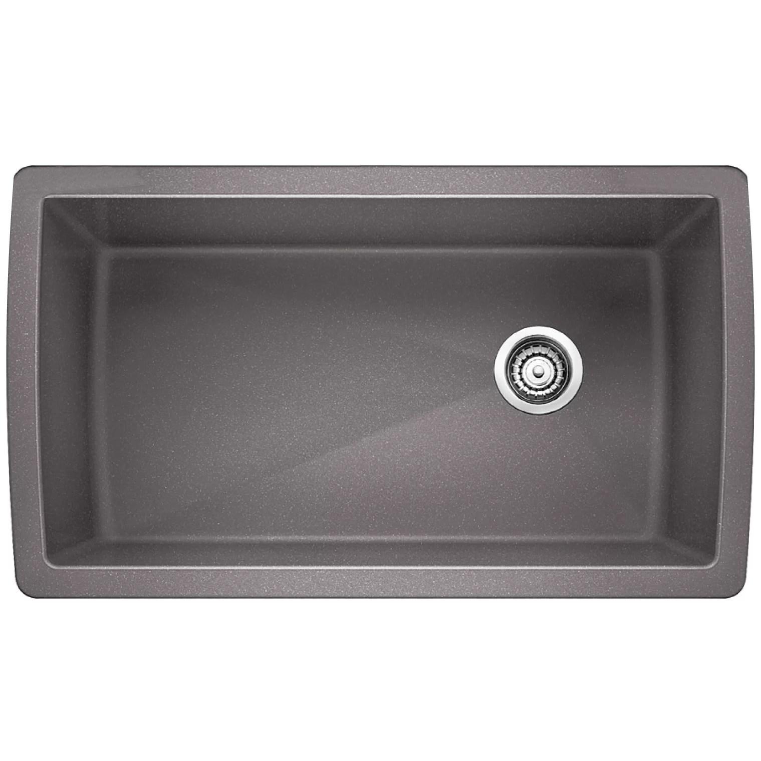Kitchen Sink Revelation White Kitchen Sink Undermount