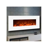 Touchstone Wall Mount Electric Fireplace & Reviews   Wayfair