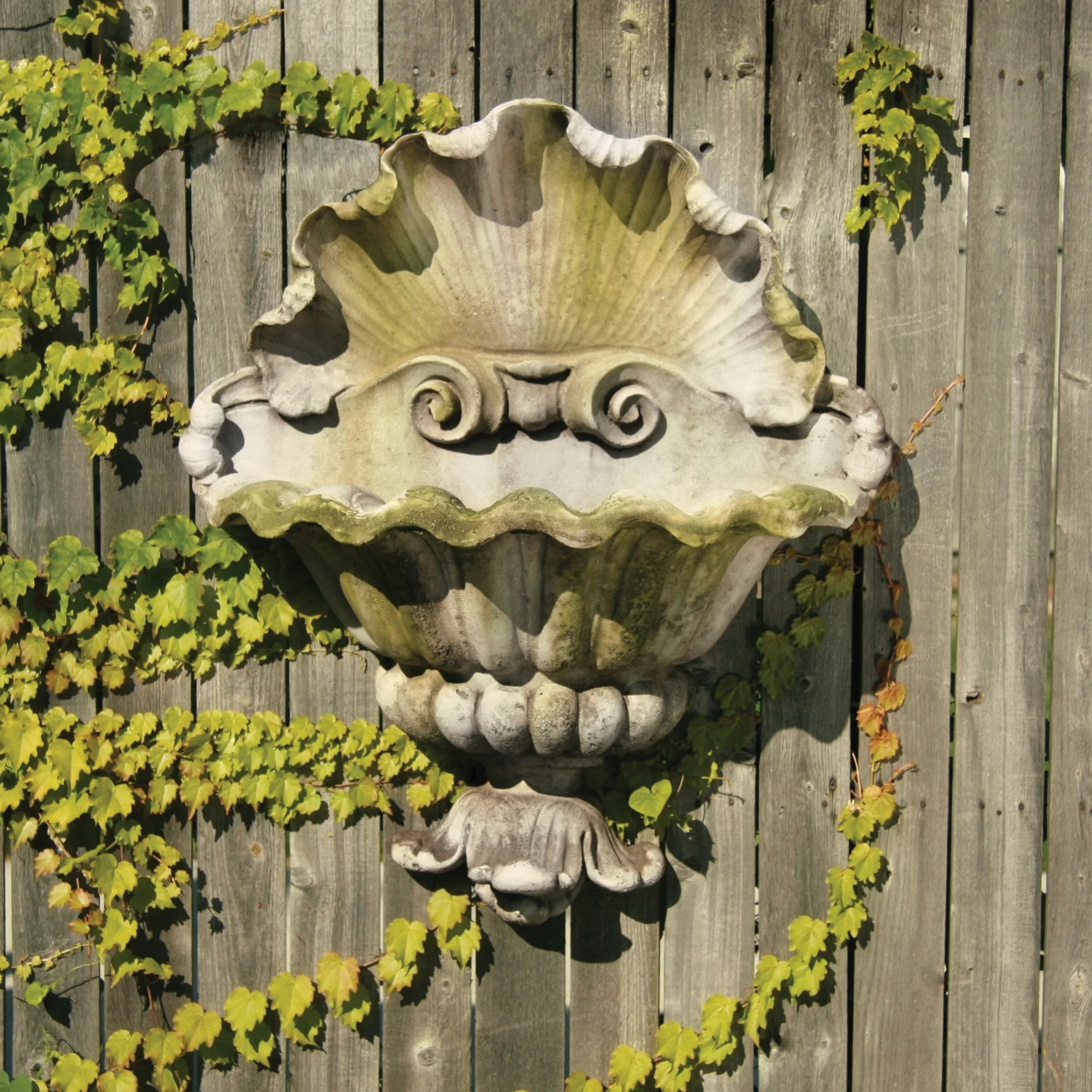 Outdoor Wall Hanging Planters Orlandistatuary Novelty Wall Planter And Reviews Wayfair