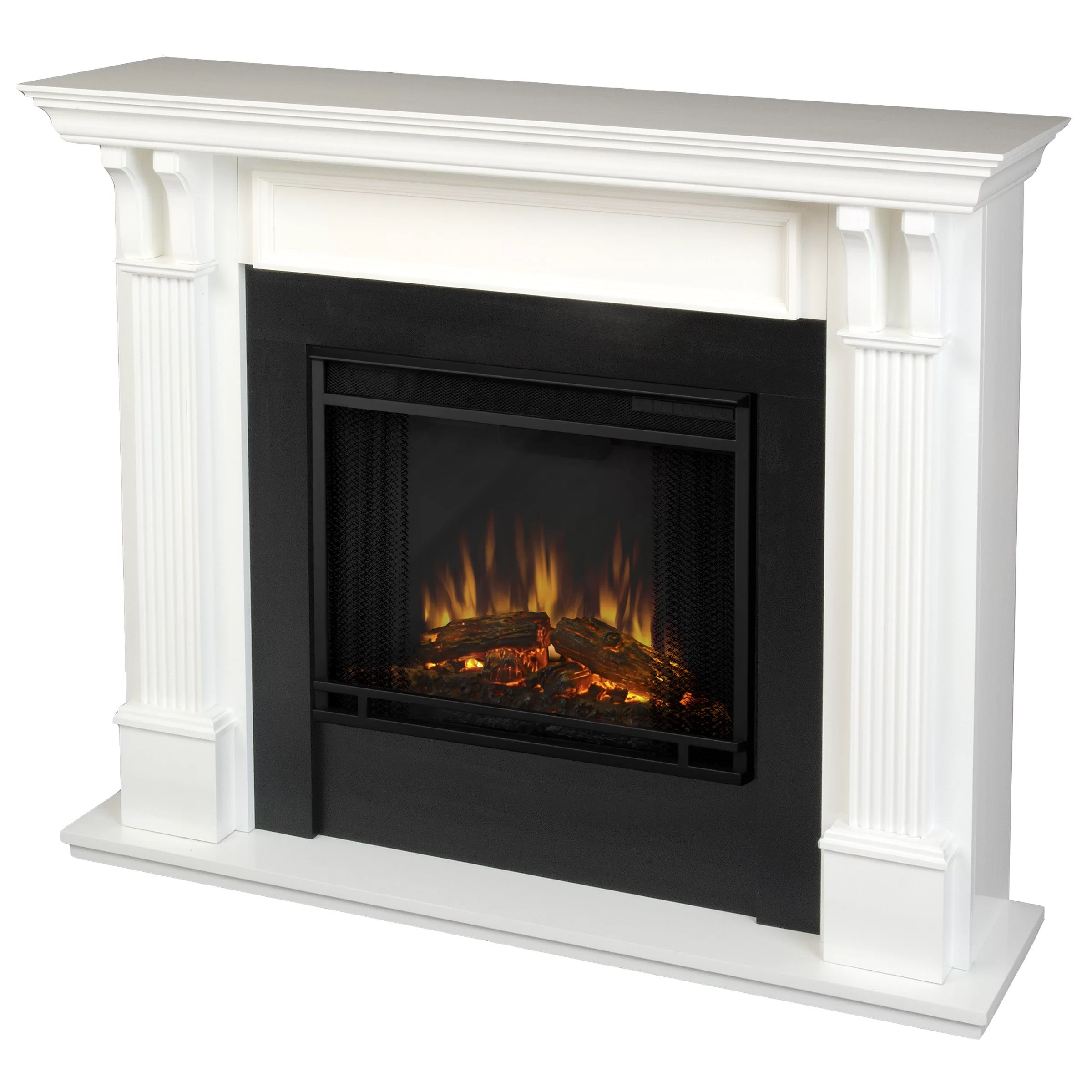 Bedroom Fireplace Heater Real Flame Ashley Electric Fireplace And Reviews Wayfair