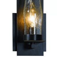 Hubbardton Forge New Town 1 Light Wall Sconce & Reviews ...