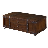 Sunny Designs Santa Fe Coffee Table with Lift Top ...