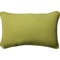 Pillow Perfect Fresco Pear Indoor/Outdoor Throw Pillow ...