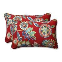 Pillow Perfect Daelyn Outdoor/Indoor Lumbar Pillow | Wayfair