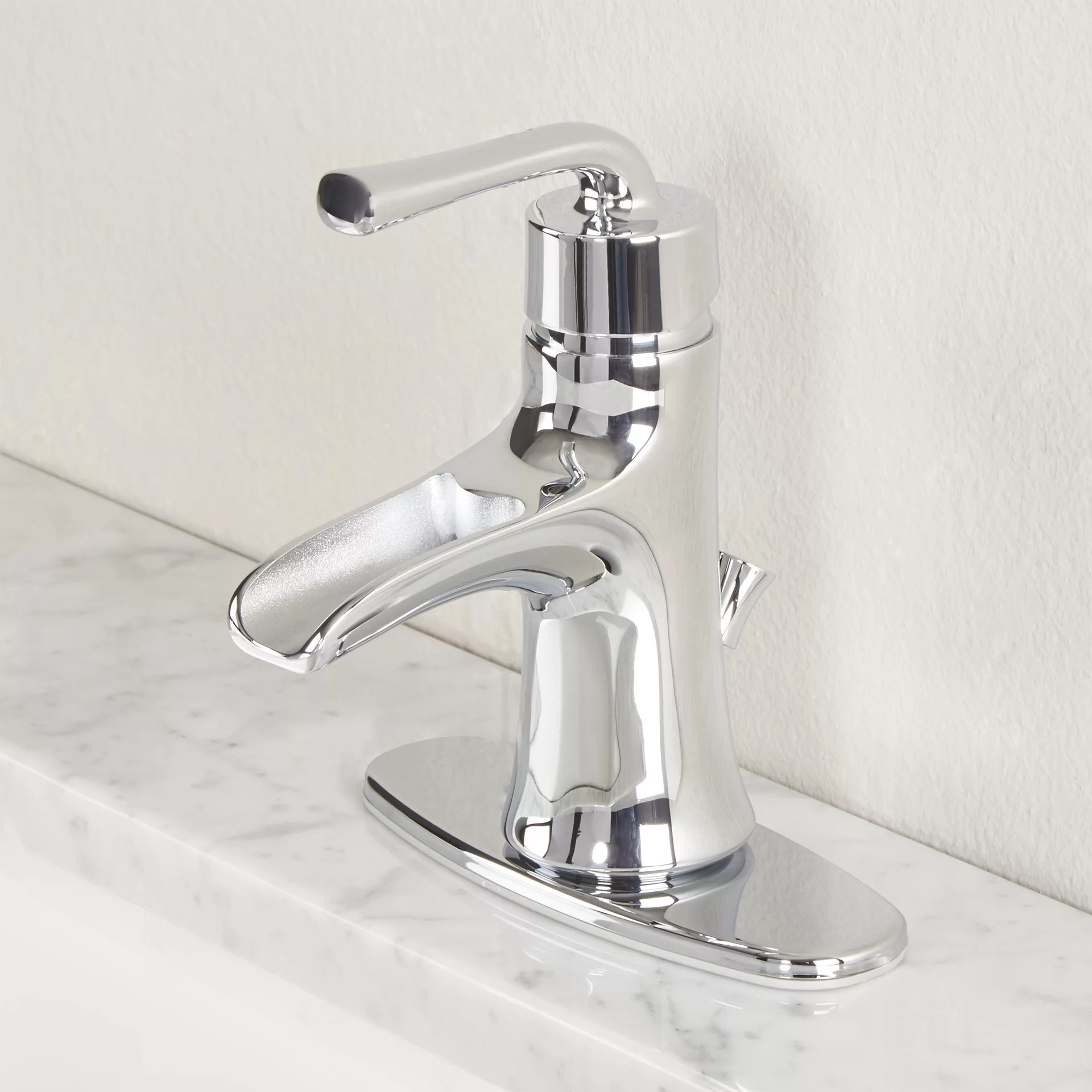 Faucet Premier Faucet Sanibel Single Handle Bathroom Faucet