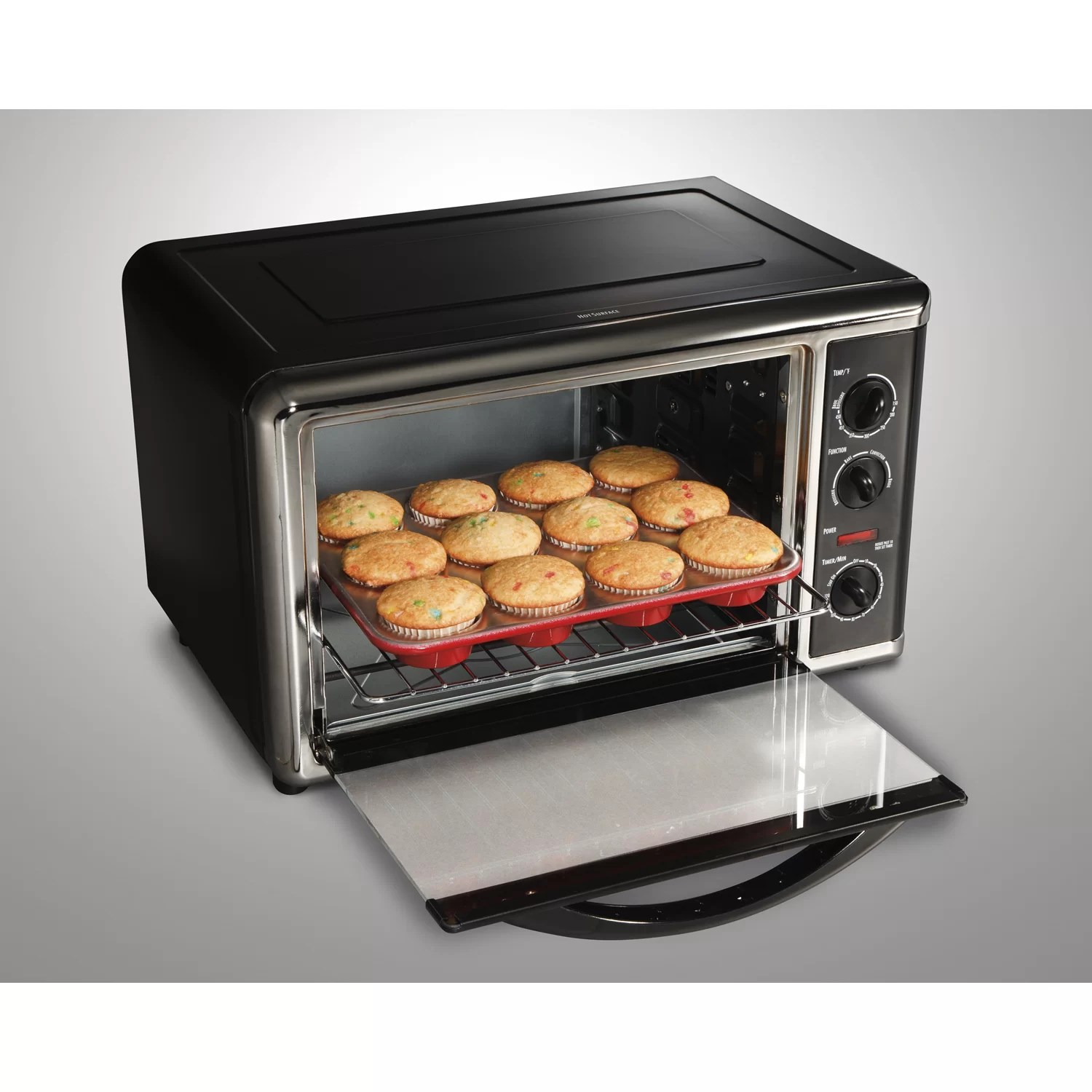 Countertop Pizza Oven Reviews Hamilton Beach Countertop Convection And Rotisserie Oven