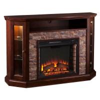 Wildon Home Electric Fireplace. Wildon Home Rupert Corner ...