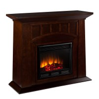 Wildon Home  Manchester Electric Fireplace & Reviews ...
