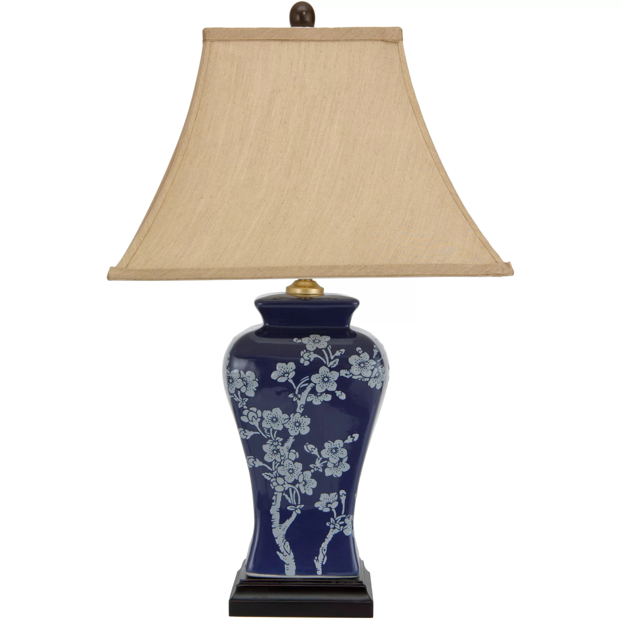 Cherry Blossom Table Lamps Oriental Furniture Cherry Blossoms 23 Quot Table Lamp