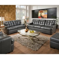 Simmons Upholstery Soho Living Room Collection & Reviews ...