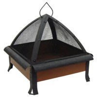 Landmann Tudor Fire Pit & Reviews | Wayfair