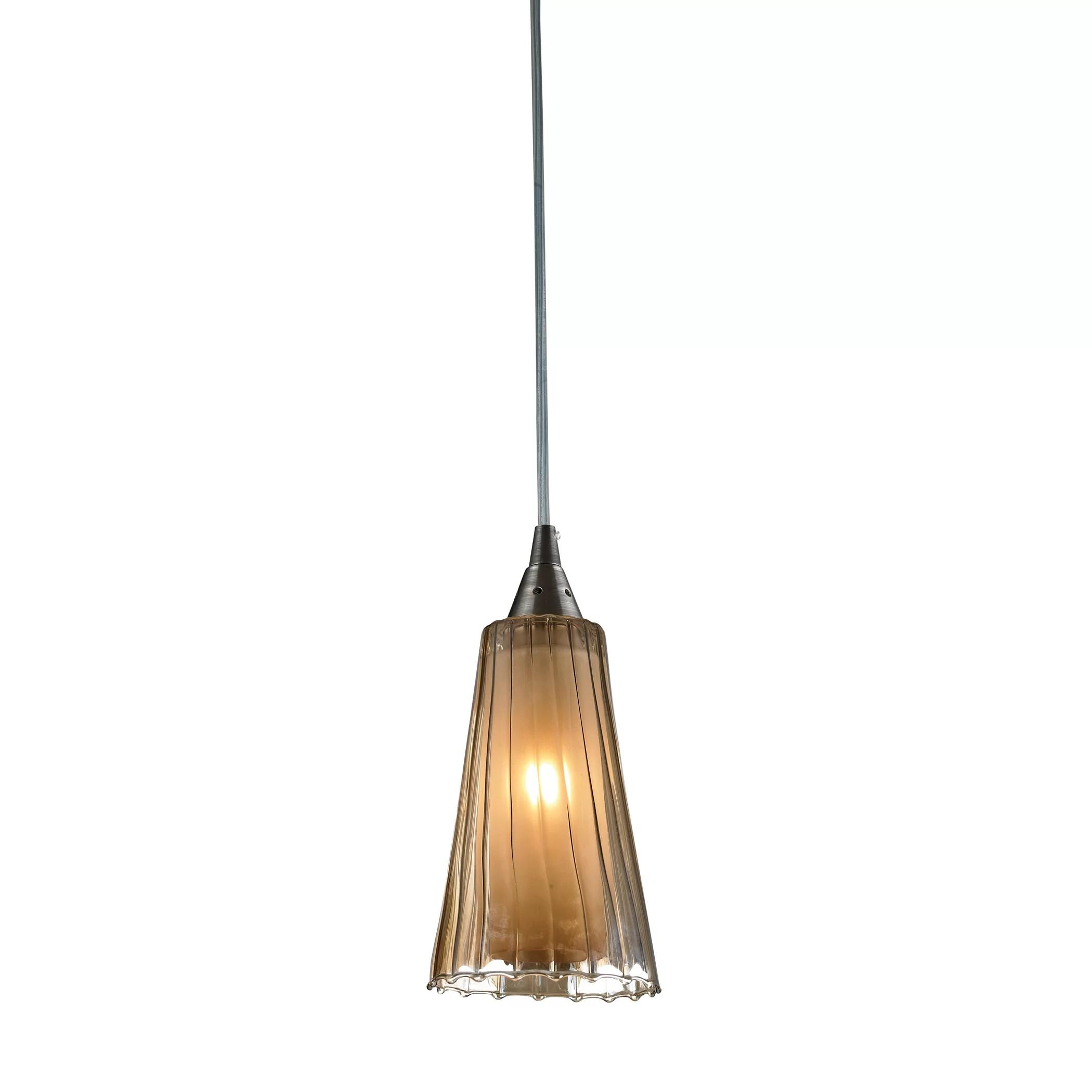 Elk Lighting Freeport 1 Light Pendant