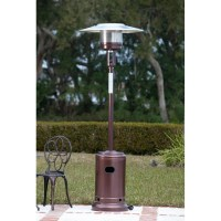 Fire Sense Commercial Propane Patio Heater & Reviews | Wayfair