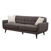 AC Pacific Crystal Mid-Century Sofa | Wayfair.ca