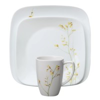 Corelle Kobe 16 Piece Dinnerware Set & Reviews | Wayfair