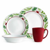 Corelle Impressions 16 Piece Dinnerware Set & Reviews ...