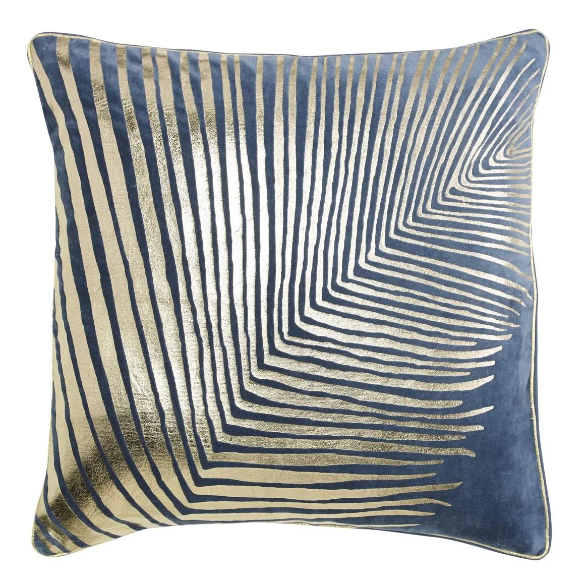 Company C Fanfare Throw Pillow