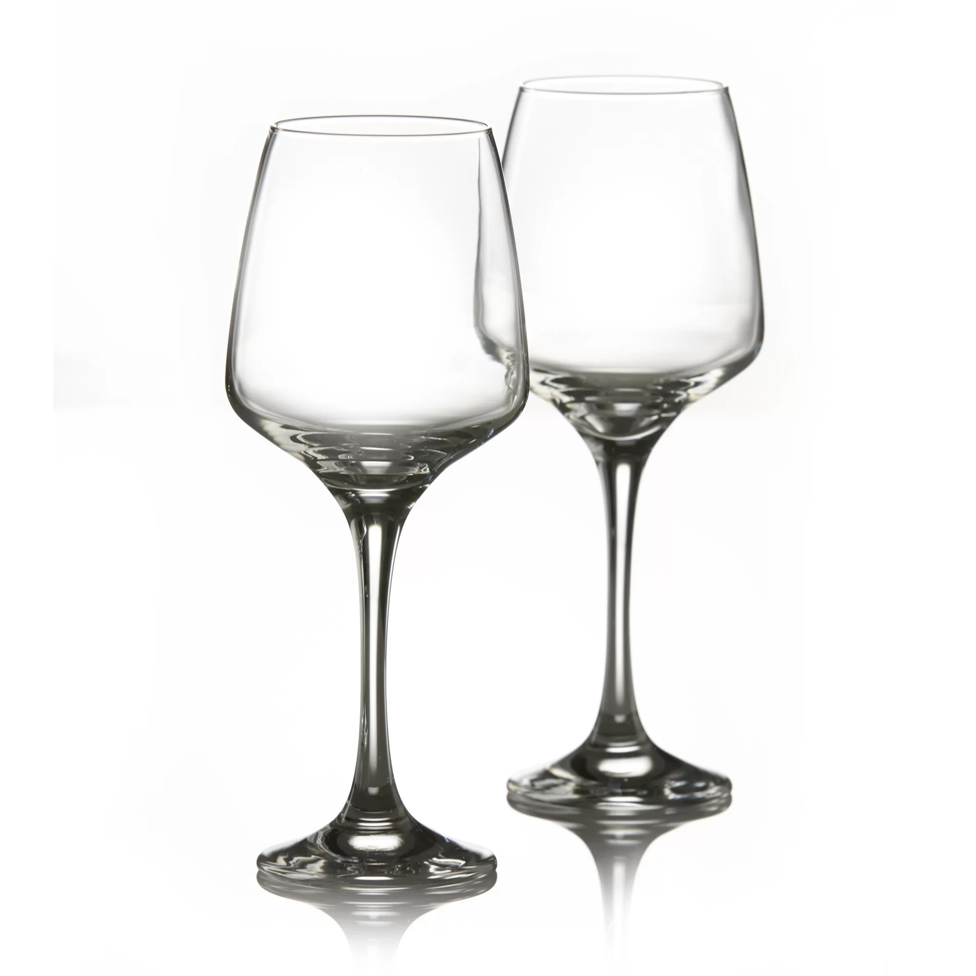 Goblet Style Wine Glasses Style Setter Firenze All Purpose Wine Glass And Reviews